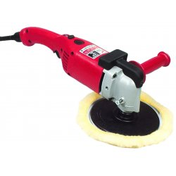Milwaukee Electric Tool - 5460-6 - Milwaukee 5460-6 120V AC 7/9' Dial Speed Control Polisher with Backing Pad