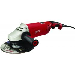 "Milwaukee Electric Tool - 6089-30 - Milwaukee 15 Amp 120 Volt 7""- 9"" Large Angle Grinder With Lock-On Switch"