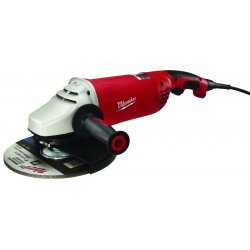 "Milwaukee Electric Tool - 6089-31 - Milwaukee 15 Amp 120 Volt 7""""- 9"""" Large Angle Grinder With Paddle Switch/No-Lock"