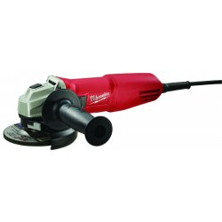 Milwaukee Electric Tool - 6130-33 - Milwaukee 6130-33 120V AC 7 Amp 4-1/2' Small Angle Grinder with Spanner Wrench