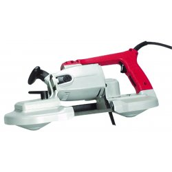 Milwaukee Electric Tool - 6226 - Portable Band Saw Kit, 2 Speeds, 250 Surface Ft. per Min. High