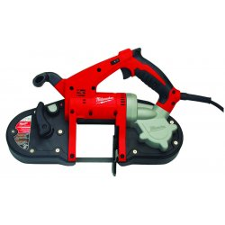 Milwaukee Electric Tool - 6242-6 - Compact Portable Band Saw Kit, Variable Speeds, 360 Surface Ft. per Min. High