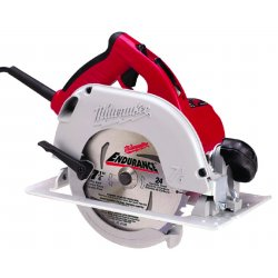 "Milwaukee Electric Tool - 6390-20 - Milwaukee TILT-LOK 120 V 15 A 5800 RPM Double Insulated Corded Fixed Cord Circular Saw With 5/8"" Chuck"