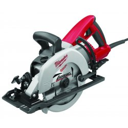 Milwaukee Electric Tool - 6477-20 - Milwaukee 6477-20 120 AC/DC 7-1/4' Worm Drive Circular Saw