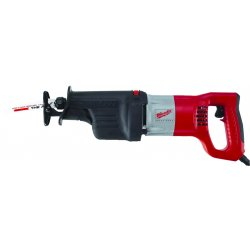 "Milwaukee Electric Tool - 6536-21 - 1-1/4"" Blade Stroke Reciprocating Saw, 0 to 3000 Strokes per Minute, 9.8 lb."