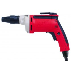 Milwaukee Electric Tool - 6791-21 - 1/4 Hex All Purpose Screwdriver, 6.5 Amps, Max. Torque (In.-Lbs.)