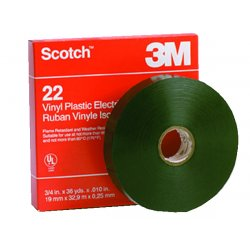 3M - 054007-10034 - 22 3/4x36 Scotch Heavy Duty Plastic Ele, Ea