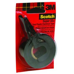3M - 10216 - 33+ 3/4x66 Vinyl Electrical Tape In Dispense, Ea