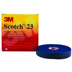 "3M - 23-3/4""X30FT - 3M 23-3/4x30FT Rubber Splicing Tape, High/Low Voltage, 3/4 x 30'"