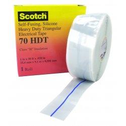 3M - 15603 - 70 1x30 Scotch Siliconerubber Tape, Ea