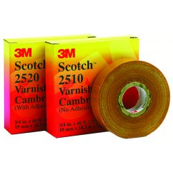 3M - 41720 - 15249 2510 3/4x60 Varnished Cambric Tape, Ea