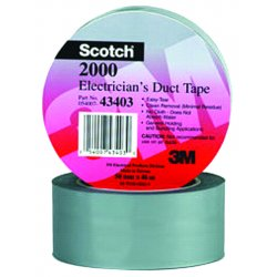 "3M - 43403 - 2""x50yds Embossed Vinylduct Tape, Ea"