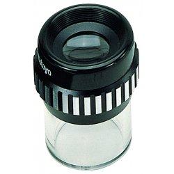 Mitutoyo - 183-131 - 10x Pocket Magnifier, Ea