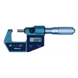 Mitutoyo - 293-344 - Coolant Proof Digimatic Micrometers - Series 293 NO SPC OUTPUT