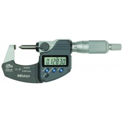 Mitutoyo - 342-371 - Series 342 Digimatic Crimp Height Micrometers (Each)