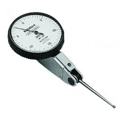 Mitutoyo - 513-403T - Dial Test Indicator Set, Hori, 0to0.008 In