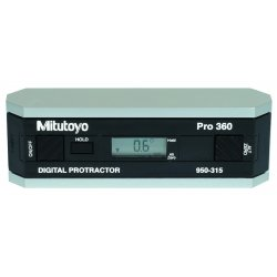 Mitutoyo - 950-315 - 360deg. Digital Protractor No Output, Ea