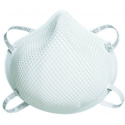 Moldex - 2201N95 - 2200N95 Series Particulate Respirator, Half-Face Mask, Medium/Large, 20/Box