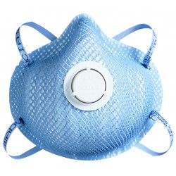 Moldex - 2300N95 - 2300N95 Series Particulate Respirator, Half-Face Mask, Medium/Large, 10/Box