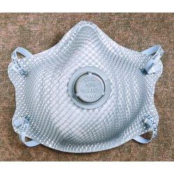 Moldex - 507-2310N99 - N99 Premium Particulate Respirator, Half-Face Mask, Medium/Large, 10/Box