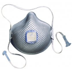 Moldex - 2741R95 - Respirator R95 Disposable Moldex Handystrap Small Niosh, 10/bx