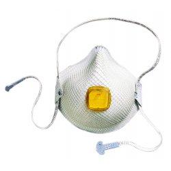 Moldex - 2800N95 - Respirator N95 With Organic Vapor Dispbl With Valve Moldex Handystrap Standard Niosh, Bg