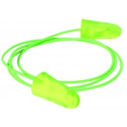 Moldex - 6622 - Earplug Goin Green With Cord 33 Noise Reduction Rating Ansi S3.19-1974 Moldex Metric, 1/bx
