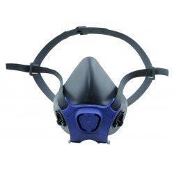 Moldex - 7002 - Moldex 7000 Half Mask Respirator Size Medium, Ea