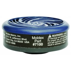 Moldex - 7100 - Organic Vapor/acid Gas Cartridges For Moldex 7000 And 9000 Series, Pr