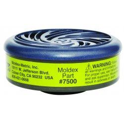 Moldex - 7500 - Combination Cartridge, Olive, PK2