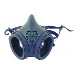 Moldex - 8001 - Respirator Air-purifying Respirator Half Mask Moldex 8000 Small Elastomer Niosh, Ea