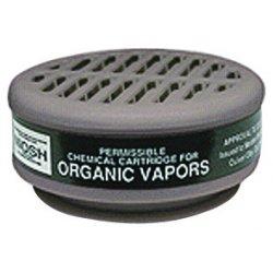 Moldex - 8100 - Respirator Organic Vapor Cartridge Moldex, Pk