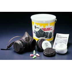 Moldex - 8111KN - Small Paint Spray/pesticide Kit W/paint