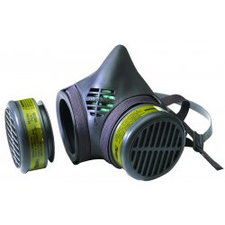 Moldex - 8601 - Respirator Air-purifying Respirator Half Mask With Cartridge Small Multiple Contaminant Moldex Metric Niosh Tc-23c, Ea