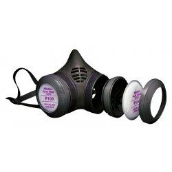 Moldex - 8942 - Medium P100 Particulatereswpirator W/#8900 Dis