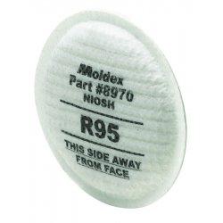 Moldex - 8970 - R95 Partic Prefilter 7000/9000, Pk