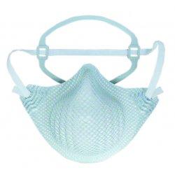 Moldex - EZ22S - N95 Disposable Particulate Respirator, White, S, 10PK