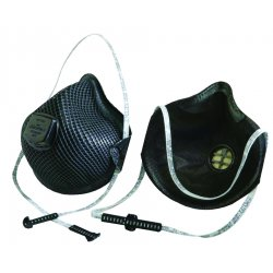 Moldex - M2700N95 - Respirator Disposable With Exhalation Valve Moldex Metric N95 Medium/large Niosh Tc-84a 10 Pkg Qty, Ea