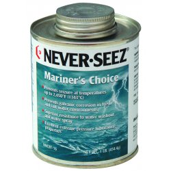 Never-Seez - NMCBT-16 - Mariners Choice 16 Oz Brush Top 2450 Deg