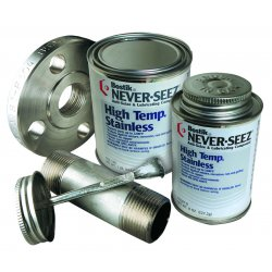 Never-Seez - NSSBT-16 - 1lb. Brush Top High Temperature Stainless N