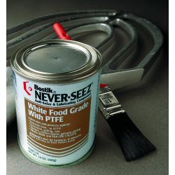 Never-Seez - NSWT-14 - 14oz White Food Grade W/ptfe Lubricant 2