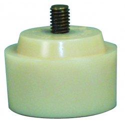 """Nupla - 15126 - Cb12sn 1.25""""dia. Hammertip Cream Medium Hard, Ea"""