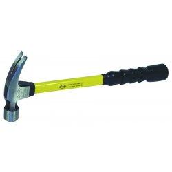 """Nupla - 19-020 - R-20 20oz Ripping Claw Hammer W/14"""" Handl, Ea"""