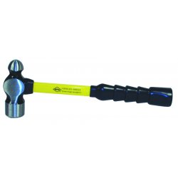 "Nupla - 21-025 - M24sg 24-oz. Ball Pein Hammer 14"" Handle, Ea"