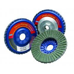 Norton - 63642504879 - Flap Disc T27 4.5 X 7/8