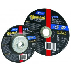 Norton - 66252823604 - Norton Abrasives 66252823604 Gemini RightCut Type 01/41 Cut-...