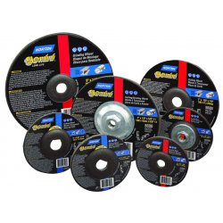 Norton - 66253048983 - Norton Abrasives 66253048983 Gemini Type 27 Depressed C...