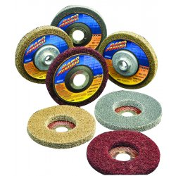 Norton - 66261023947 - Norton Abrasives 66261023947 Bear-Tex Rapid Finish Type...