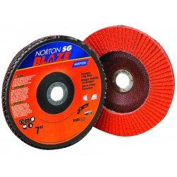 Norton - 66261100014 - Flap Discs 7 X 7/8 R980type 27 40