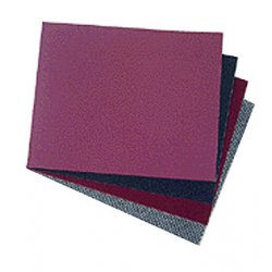 "Norton - 66261101505 - Norton 11"" X 9"" P80A Grit A511 Garnet Medium Grade Cloth Sheet"